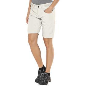 Bergans Torfinnstind Shorts Ladies Alu/White